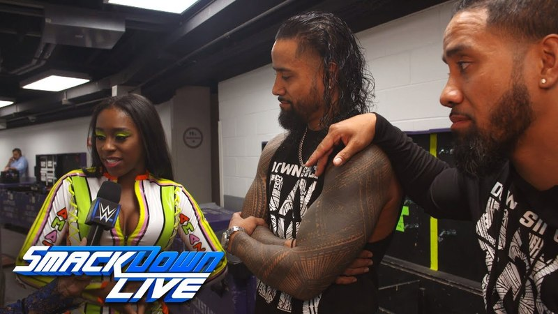 Naomi The Usos want payback on Rusev Day: SmackDown Exclusive, May 29, 2018