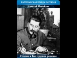 Сталин и Зоя: трудное решение (Меняйлов)