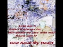 GOD SAVE MY HEART Rock