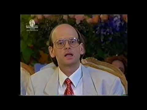 Золотой юбилей благословения Гуру Дева миру ч.3.4 16.7. 2000