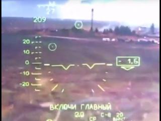 На учениях Запад российский военный вертолет КА-52 открыл огонь по журналистам