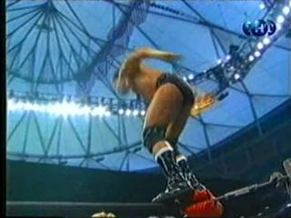 Титаны реслинга на ТНТ и СТС WCW Nitro (July 05, 1999)