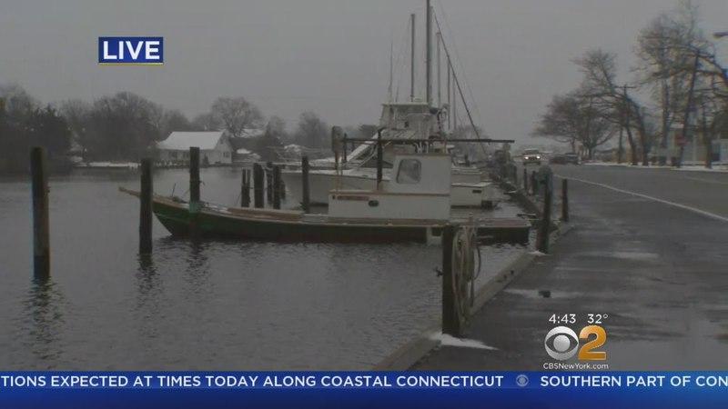 Flooding Fears On Long Island