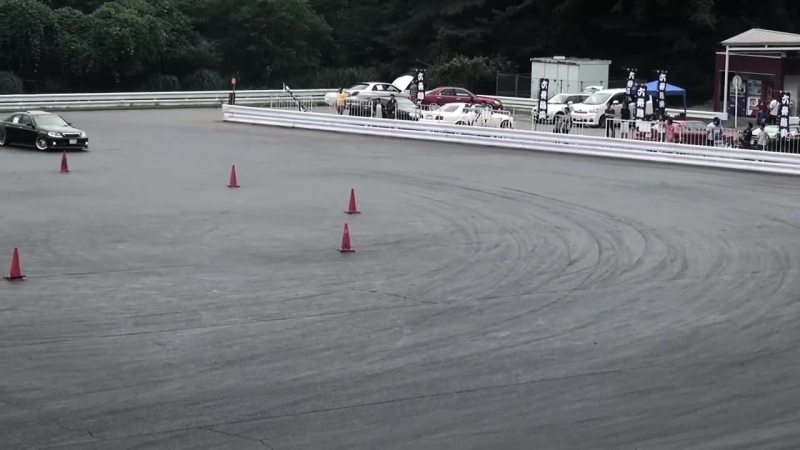 【百獣の王 ミーティング】Vol2 King Of JZX110 MEETING Drift (720p) (via Skyload)