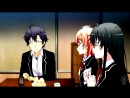 Oregairu - The band perry (cov. Michael Henry and Justin Robinett)- If i die young AMV