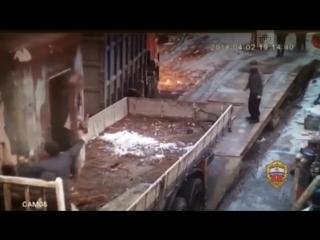 Последнее видео барокамеры Гагарина