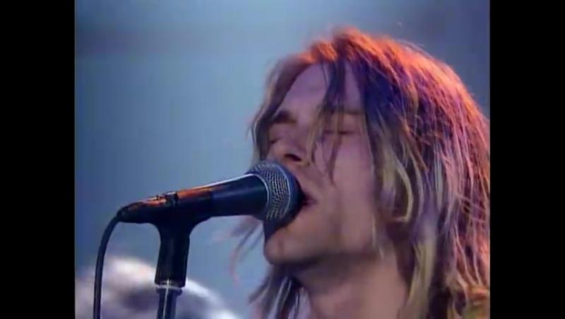 Nirvana - Territorial Pissings [Tonight With Jonathan Ross], London, 06.12.1991
