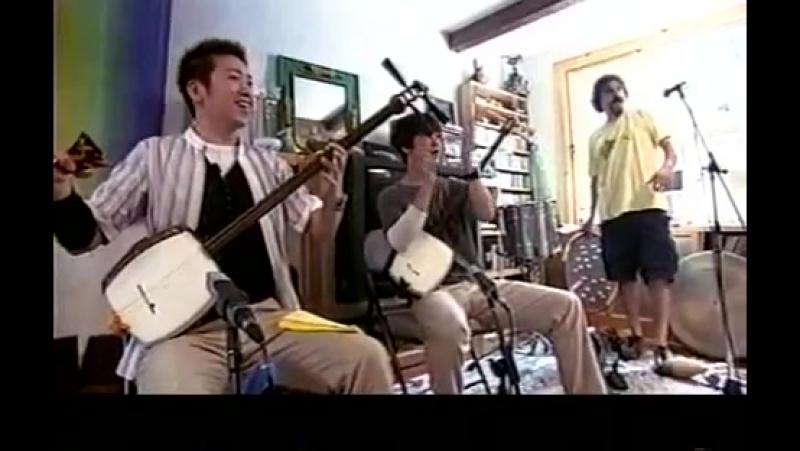 The Yoshida Brothers with Cyro Baptista and Beat The Donkey