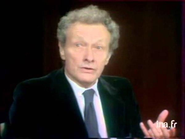 Jean-Louis Barrault récite Liberté de Paul Eluard