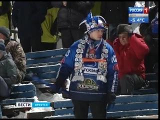 В первом матче с новым наставником Байкал-Энергии разгромила Сибсельмаш