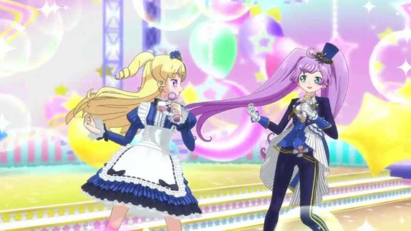 Yui Yumekawa Laala Manaka — «Brand New Happiness!» (@ Idol Time Pripara 40)