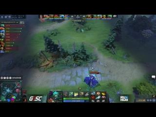 Победа vs Team Empire (квалификации к GESC Thailand, Game 3)