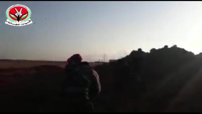 Спецназ сил Палестинской Галилеи захватил штаб группировки