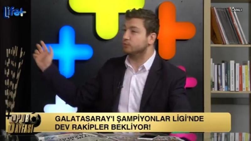 Galatasarayı Şampiyonlar Liginde Bekleyen Dev Rakipler Murat Özarı Uğur Karakullukçu Yorumları