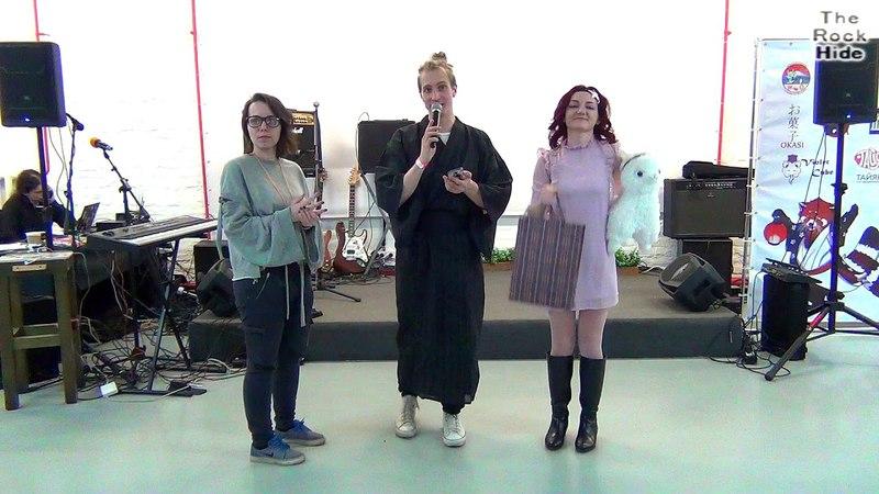 Награждение победителей конкурса инстаграма [ЦУРИ Light 2018 (07.04.2018)]