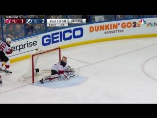 New Jersey Devils vs Tampa Bay Lightning R1, Gm2 apr 14, 2018