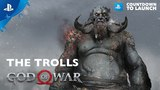 God of Wars Bestiary The Troll Countdown to Launch