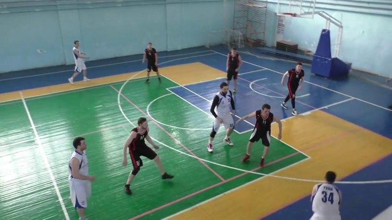 Ясногорск - КБП-2. Кубок ТБЛЛ 07.04.2018