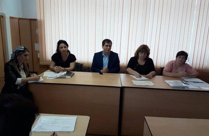 В Зеленчукском районе обсудили вопросы создания ЕГИССО