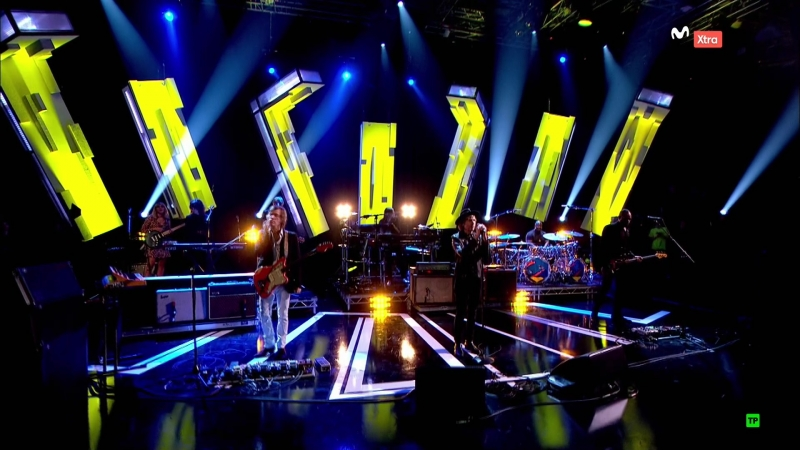 Beck - Up All Night Wow Dreams (Later... with Jools Holland 51-03 - 2017-10-10)