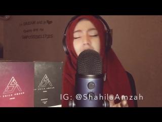 Come Back Home 2ne1 cover by Shila Amzah[via torchbrowser.com]