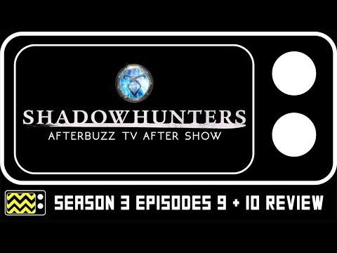 Shadowhunters Season 3 Episodes 9 10 Review Reaction | AfterBuzz TV