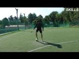 One Footed Clapping_ знакомство с финтами уличного футбола