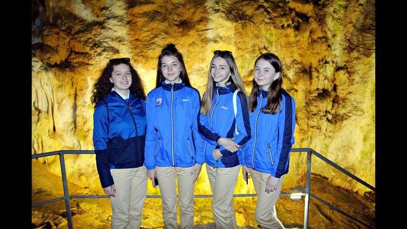 Чудо природы — мраморная пещера