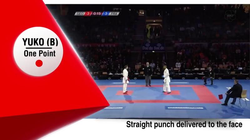 Karate Rules - Kumite Scoring System