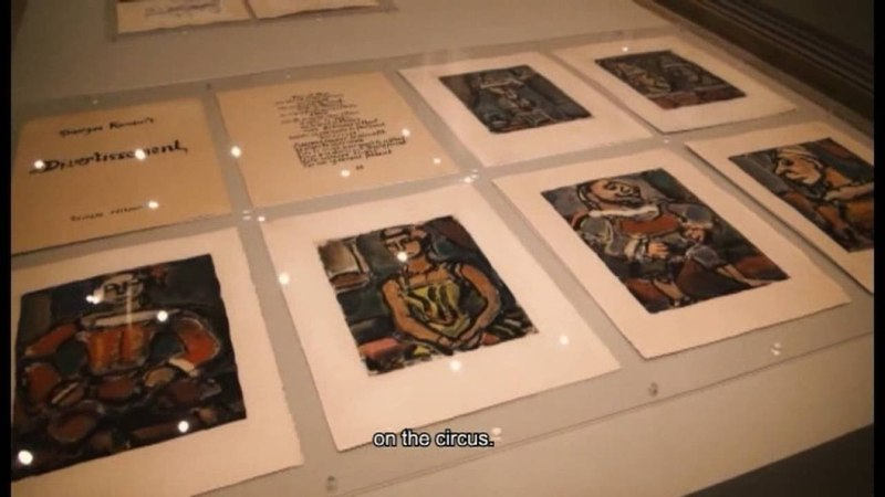 (Georges Rouault) The 27 Artist's Books in the Teriade Collection.