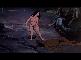 Fire and Ice Project - Topless Teegra Sample #3