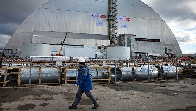Плохие новости с Чернобыльской АЭС