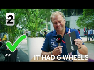 Grill the Grid F1 Bosses - Bob Fernley