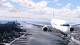 Prepar 3D v4 - Visual approach and landing at La Guardia Intl, New York (KLGA) RW13 - PMDG 737 NGX