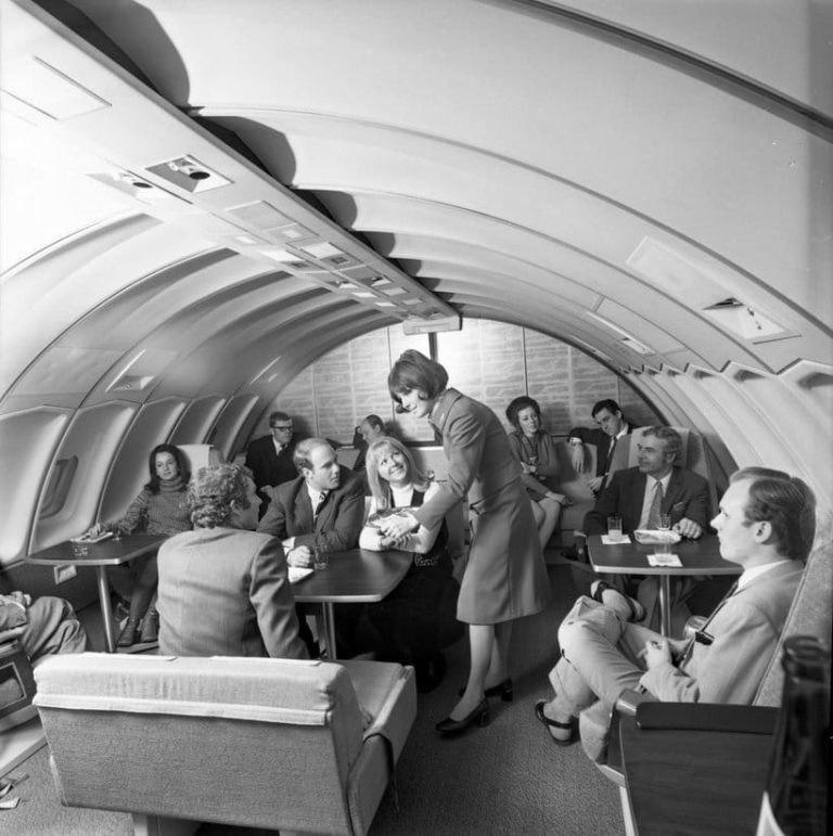 792bhJ0d pw - Комфортабельные самолеты - с чего все начиналось