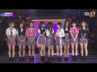 171129 twice - song of the year @ 2017 mama in japan [русс.саб]