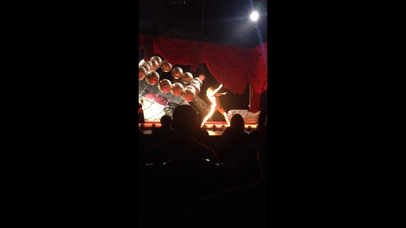 Дмитрий Бозин танец Саломеи Саломея театр Романа Виктюка