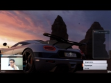 Каточки в Forza Horizon 3