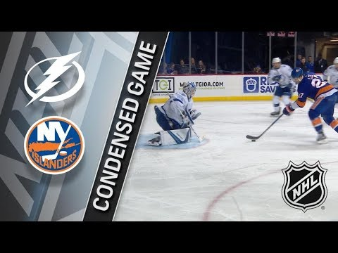 Tampa Bay Lightning vs New York Islanders – Mar. 22, 2018 | Game Highlights | NHL 2017/18. Обзор