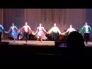 Танец с бубнами, Воронежский русский народный хор