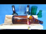 How to Make a Glass Bottle Cutter Tool Using 12v Glow Plug