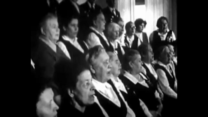 Фильм о хоре ветеранов - Голос сердца