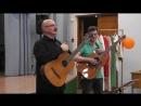 Валерий Куличенко и Евгений Искусных на юбилее клуба