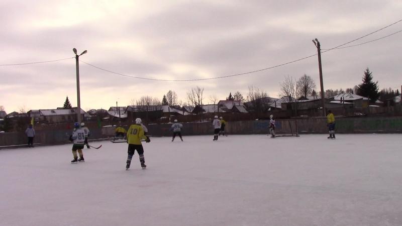 Первый гол Алмаза Хизбуллина в игре с Дуванским районом!