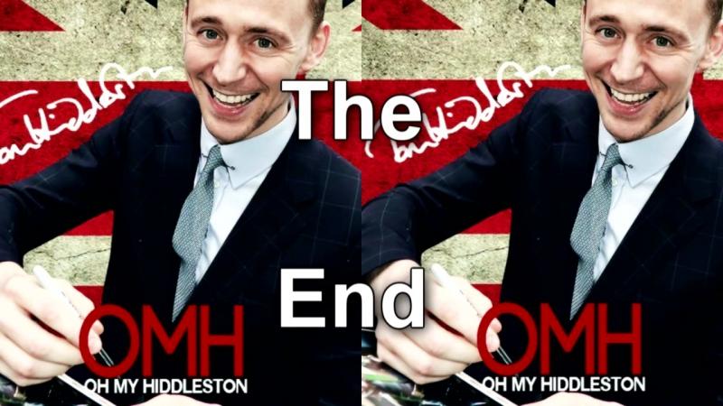 Хей детка я теперь брюнетка Часть 2 Tom Hiddleston Том Хиддлстон