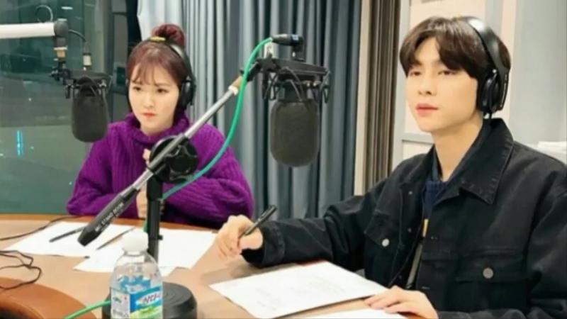 180116 DJ Wendy (Red Velvet) DJ Johnny (NCT) @ NCT Night Night