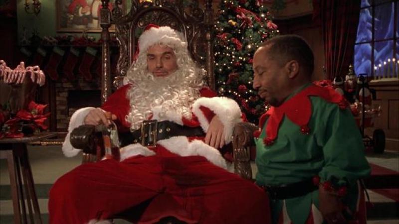 Bad Santa / Плохой Санта (2003) [ESH FILMS]