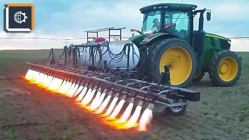 Невероятная сельхозтехника