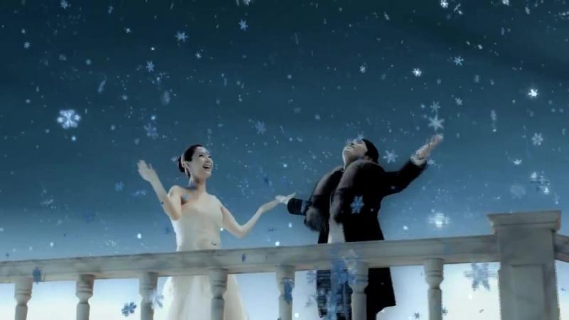 СНЕЖНЫЕ АНГЕЛЫ ССХ и Чхве Чжи Вон о LDF So Im Loving You 2011 - Chap Snow Queen by Song Seung Heon-Choi Ji Woo (2)