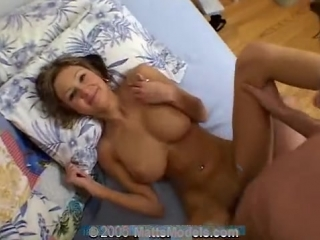 Amy reid - nervous first time on camera